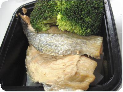 鮭と野菜の焼き浸し