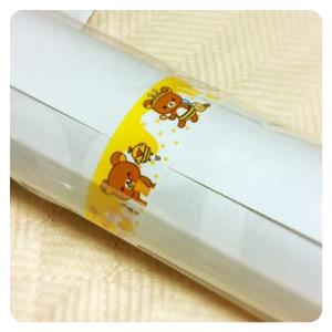 柚子プリントさんのシール