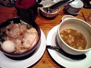 河童ラーメン本舗 松原店 温つけ麺