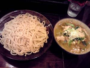 綿麺 フライデーナイト Part79 (14/11/28) 豚しゃぶつけ麺