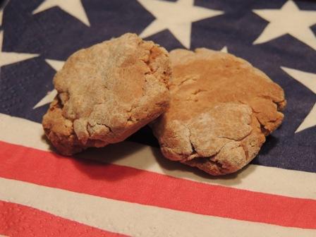 黄粉クッキー