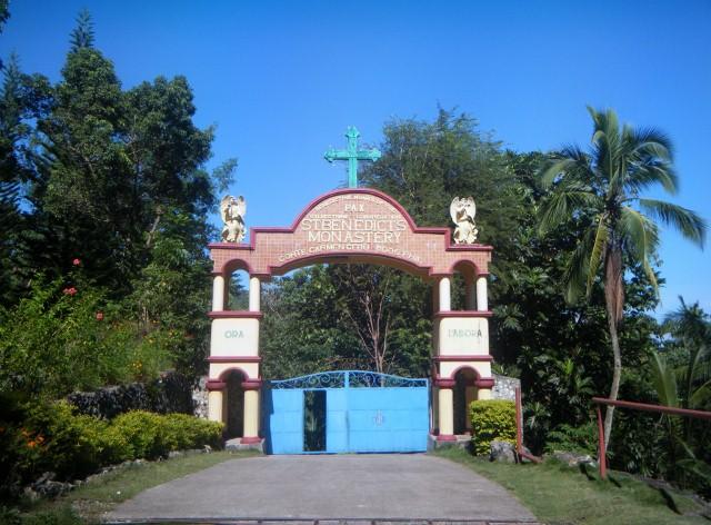 カルメン山の教会