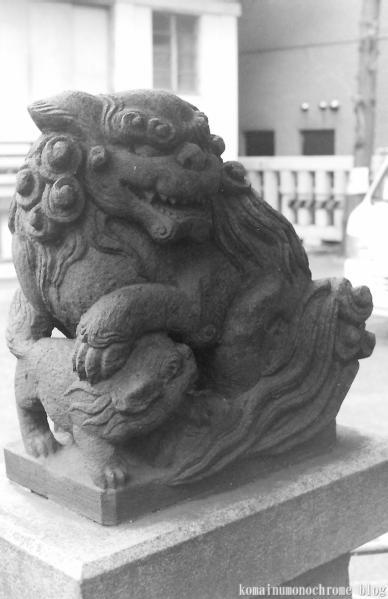 椙森神社(中央区日本橋堀留町)1