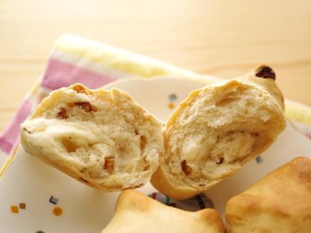 七夕の星型ドライフルーツパン01