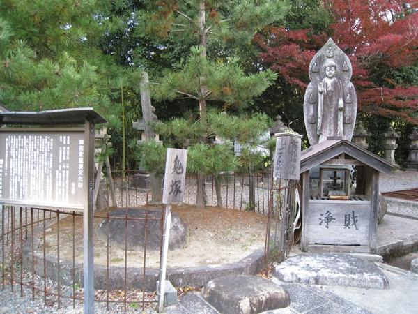 滝山寺 6