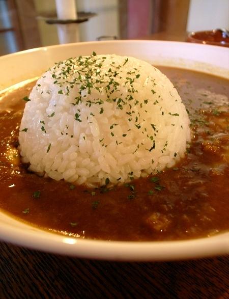 バブーシュカ 根菜のカレー