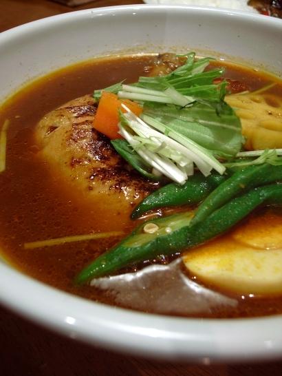 gopのアナグラ スープカリー