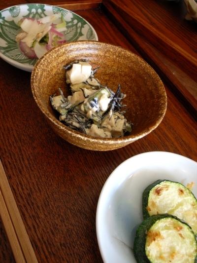 マリマイカフェ 小鉢