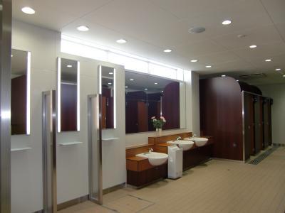 トイレを撮る