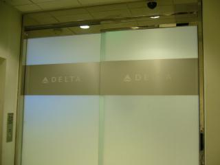 デルタ航空LAXラウンジ