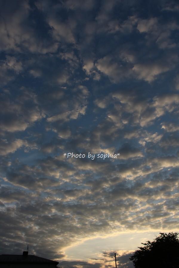 2014年10月2日の空