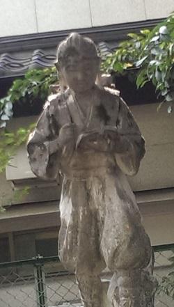 二宮金次郎さん