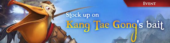 Kang Tae Gongs Fishing Event!Aug 21 2012