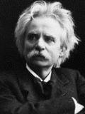 グリーグ Edvard Hagerup Grieg