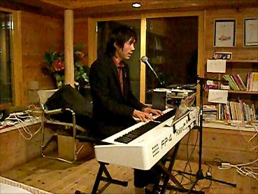 ピアニストはハーブティー