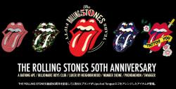 The Rolling Stones x ZOZOTOWN