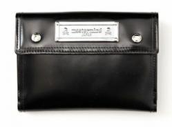 PORTER × mastermind JAPAN  LEATHER WALLET