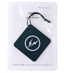 retaw fragrance car tag × fragment design