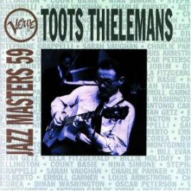 Toots Thielemans Verve Jazz Masters Toots Thielemans