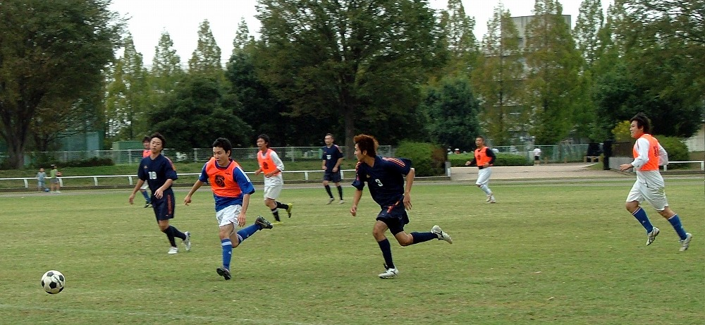 ハヤト vs AFC