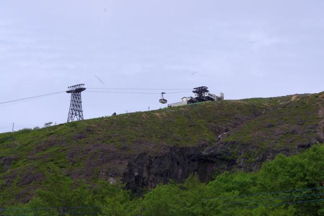 茶臼岳ケーブル