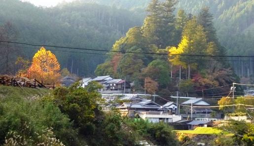 飯高町風景