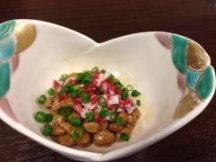 駅中食堂:さくら納豆