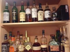 香刺羽:ウイスキー