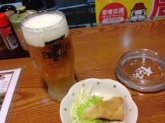 焼鳥・鳥唐 えびす丸:生ビール