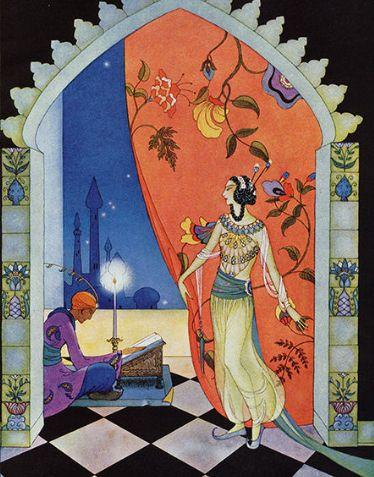 モタミッドの王妃