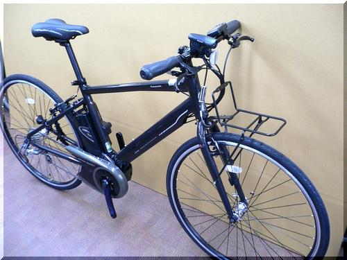 パナソニック/Panasonic/ジェッターJETTER/BE-ENHC449/8Ah/スポーティー/クロスバイク/電動アシスト自転車/b