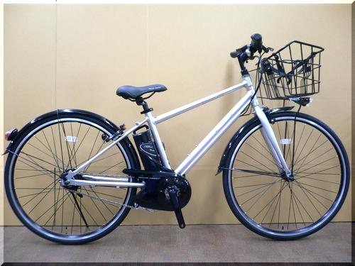 パナソニックpanasonic/モビエイトMOBI8/BE-ENHE78/通勤通学カジュアルスポーティ電動アシスト自転車/スーツビジネスバッグ/内装8段変速/b