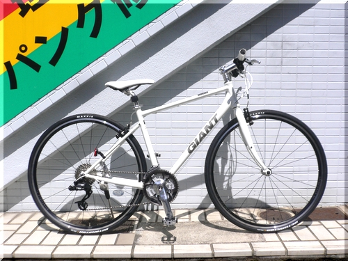 GIANTジャイアント/EscapeAirエスケープエア/スポーツクロスバイク/軽量軽い快適/a