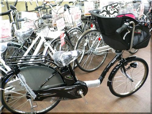 パナソニックpanasonic/ギュットデラックスgyuttoDX/BE-ENMD634/電動アシスト自転車/幼児2人乗同乗可能3人乗り対応/12.0Ahバッテリー/b